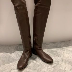 Jimmy choo over the knee boots